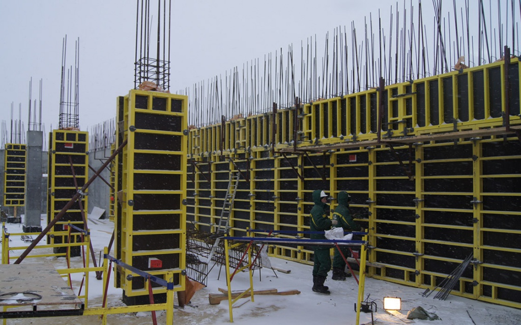 "OJSC ""Volgomost"" began construction of control tower of the airport complex ""Central"" in Saratov"